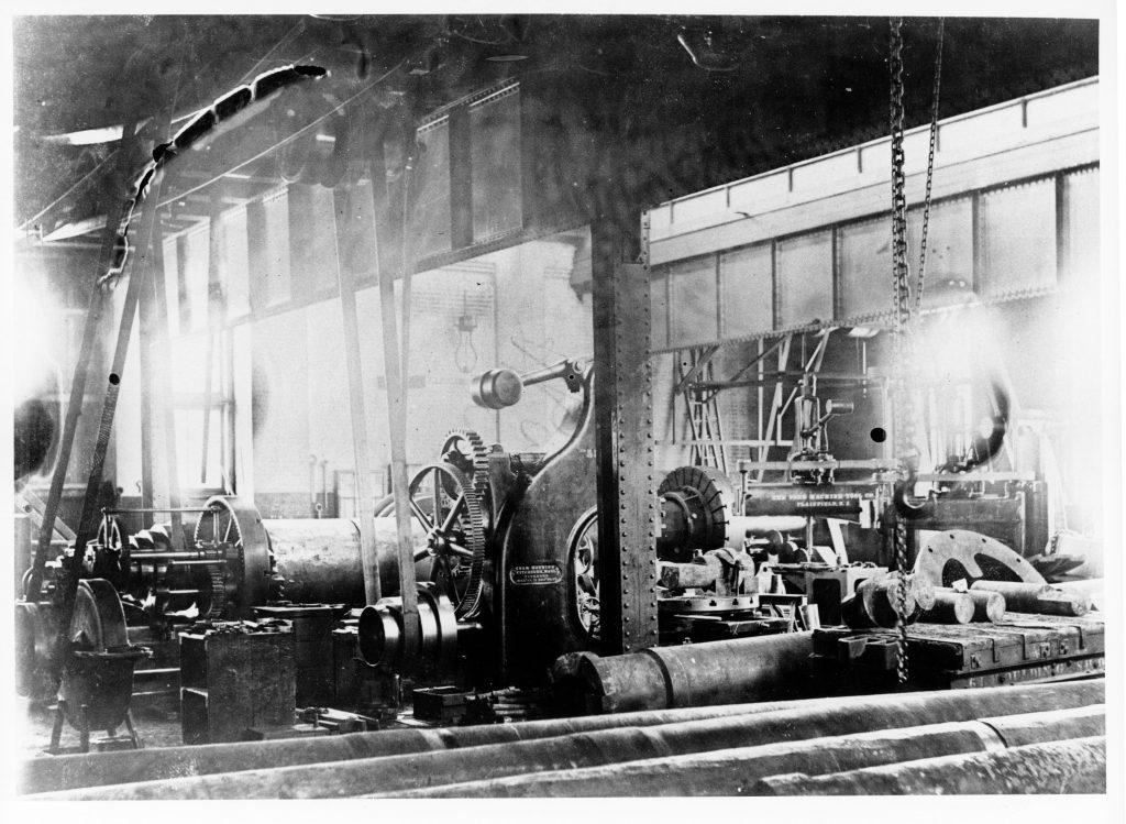 Midvale Machine Shop 1887