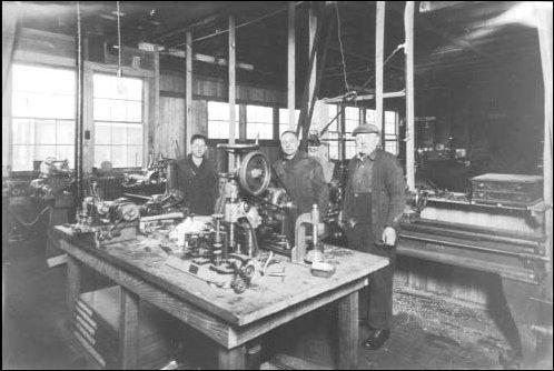 Skagit Steel Machine Shop 1930 BL CH