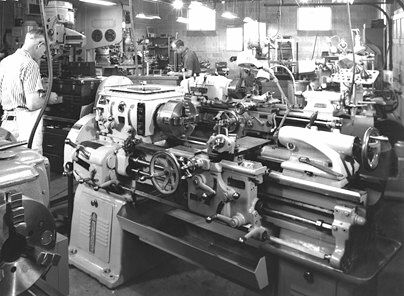 Village Machine Shop 1968