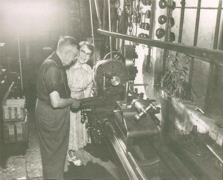 Weiss Machine Co